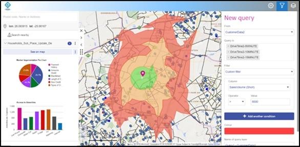 Quelle solution de cartographie pour le web et les mobiles ?
