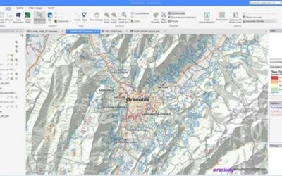 SORTIE DE LA VERSION DE MAPINFO PRO 19.3 par l'éditeur Precisely